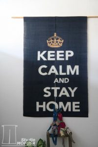 Stay home 1